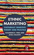 Ethnic Marketing: Culturally sensitive…