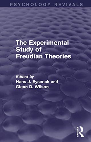 the-experimental-study-of-freudian-theories-psychology-revivals