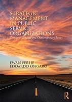 Strategic Management in Public Services…
