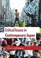 Critical Issues in Contemporary Japan by…