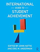 International Guide to Student Achievement…