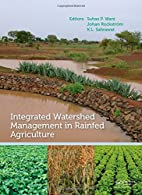 Integrated watershed management in rainfed…