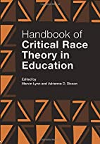 Handbook of Critical Race Theory in…