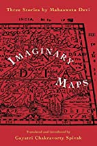 Imaginary Maps by Mahasweta Devi
