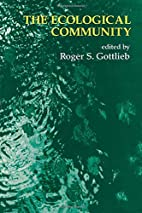 The Ecological Community by Roger S.…