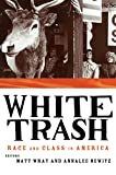 Wray, Matt: White Trash: Race and Class in America