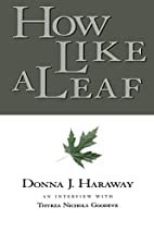 How Like a Leaf : An Interview with Donna…