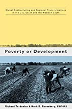 Poverty or Development: Global Restructuring…