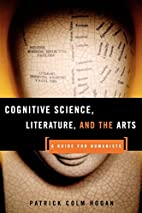 Cognitive Science, Literature, and the Arts:…