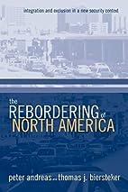 The Rebordering of North America:…