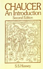 Chaucer: An Introduction by S.S. Hussey