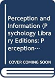 Barber, Paul J.: Perception and Information (Essential Psychology)