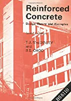 Reinforced Concrete: Design theory and…