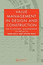 Value Management in Design and Construction…