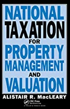National Taxation for Property Management…
