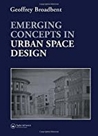 Emerging Concepts in Urban Space Design by…