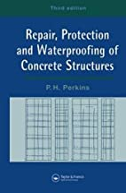 Repair, Protection and Waterproofing of…