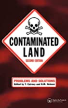 Contaminated Land: Problems and Solutions,…