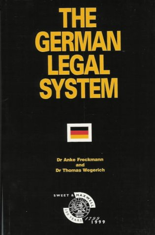 the-german-legal-system