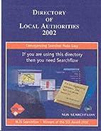 Directory of Local Authorities 2002