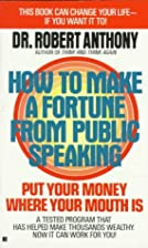 How to Make Fortune by Robert Anthony