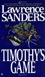 Sanders, Lawrence: Timothy&#39;s Game