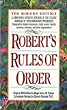 Robert, Henry M.: Robert's Rules of Order