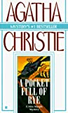 Christie, Agatha: A Pocket Full of Rye