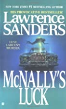 McNally's Luck by Lawrence Sanders