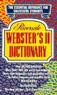 Berkley Publishing Staff: Riverside Webster's II Dictionary