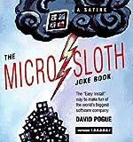 Pogue, David: Microsloth joke book