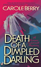 Death of Dimpled Darling by Carole Berry