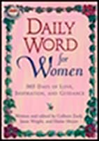 Daily Word for Women: 365 Days of Love,…