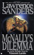 McNally's Dilemma by Lawrence Sanders