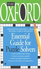 The Oxford Essential Guide for Puzzle…