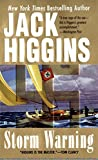 Higgins, Jack: Storm Warning