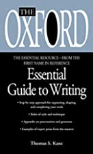 The Oxford Essential Guide to Writing by…