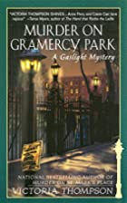 Murder on Gramercy Park (Gaslight Mystery)…