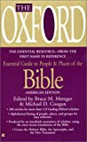 Metzger, Bruce M.: Oxford Essential Guide to People & Places of the Bible