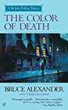 Alexander, Bruce: The Color of Death (Sir John Fielding Mysteries)