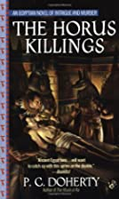The Horus Killings by P. C. Doherty