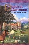 Robin Paige: Death at Dartmoor (Robin Paige Victorian 8)