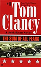 The Sum of All Fears (A Jack Ryan Novel) by…