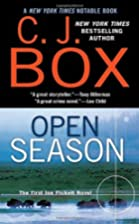 Open Season (A Joe Pickett Novel) by C. J.…