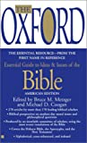 Metzger, Bruce M.: The Oxford Essential Guide to Ideas and Issues of the Bible