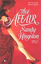 The Affair by Sandy Hingston