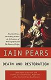 Pears, Iain: Death and Restoration (Art History Mystery)