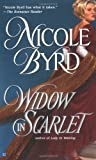Byrd, Nicole: Widow in Scarlet
