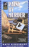 Kingsbury, Kate: Paint by Murder