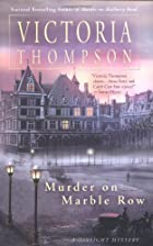 Murder on Marble Row : a gaslight mystery by…